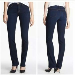 J Brand | Mid-Rise Straight Jeans | Size 27